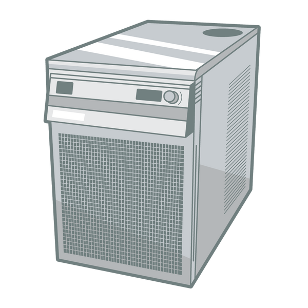 Chillers And Coolers Icon