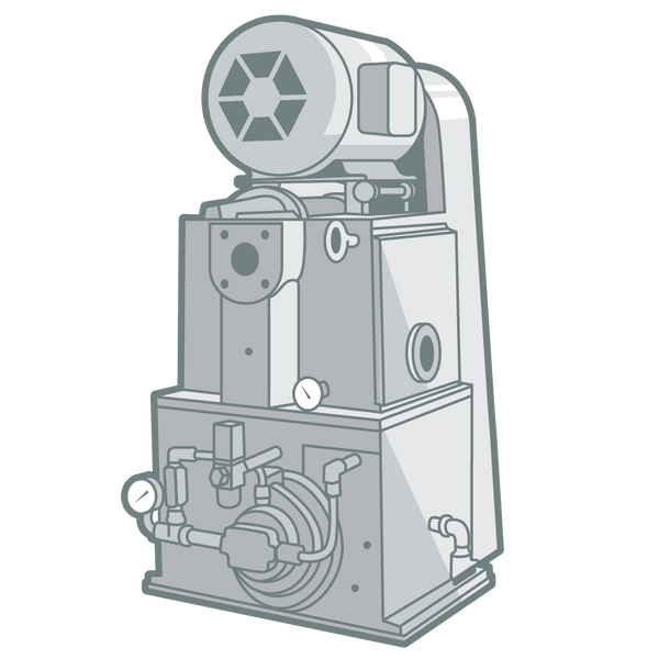 Piston Pumps Icon