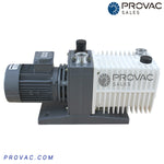 Alcatel 2033SD Rotary Vane Pump, 3 Phase, Rebuilt, Hydro Small Image 2