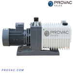 Alcatel 2033SD Rotary Vane Pump, 3 Phase, Rebuilt, Hydro Small Image 1