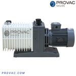 Alcatel 2033SD Rotary Vane Pump, 3 Phase, Rebuilt, Hydro Small Image 3