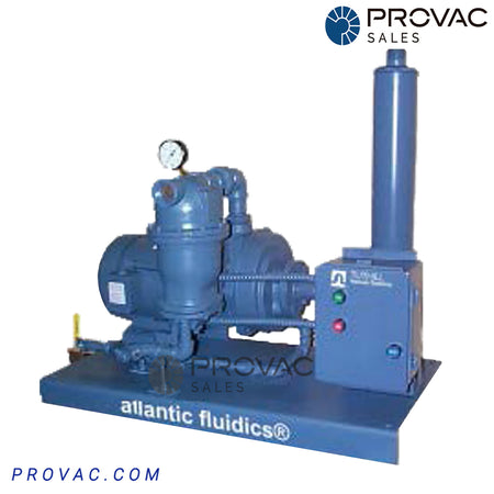 Atlantic Fluidics AC 300 Liquid Ring Compressor Image 1