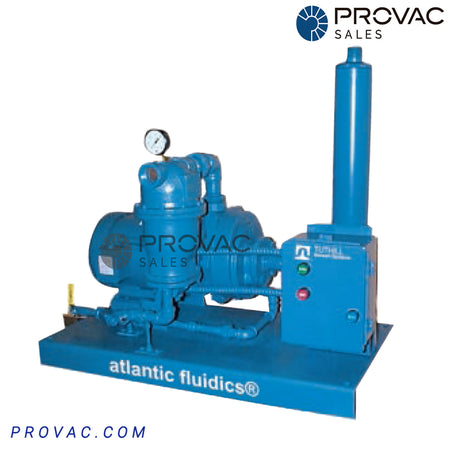 Atlantic Fluidics LRC 100 Liquid Ring Compressor Image 1