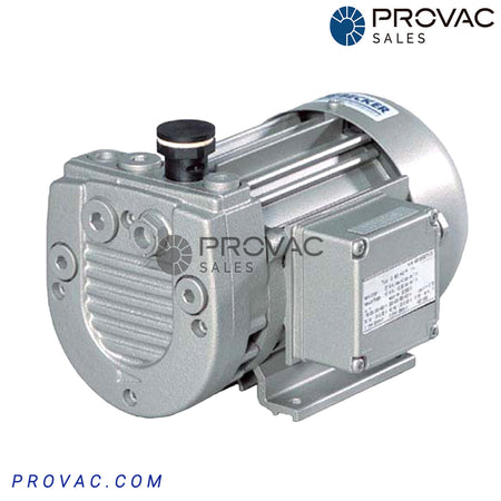 Becker DT 4.8 Oil-less Rotary Vane Compressor Image 1