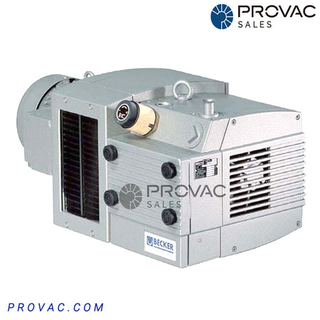 Becker KDT Oil Less Rotary Vane Compressor Provac