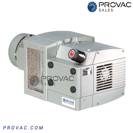Becker KVT 3.80 Oil-less Rotary Vane Pump Image 1