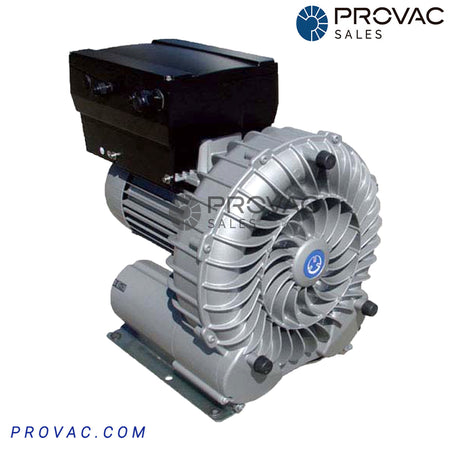 Becker SV-201 Regenerative Pressure Blower, 2 Stages Image 1