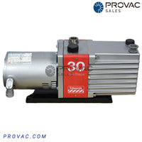 Edwards E2M30 Rotary Vane Pump, 3 Phase, Rebuilt