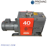 Edwards E2M40FX Rotary Vane Pump, Rebuilt Small Image 2