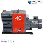 Edwards E2M40 Rotary Vane Pump, Rebuilt Small Image 3
