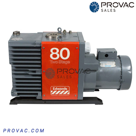 Edwards E2M80FX Vane Pump Image 1