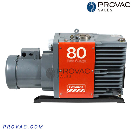Edwards E2M80FX Vane Pump Image 2