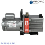 Edwards E2M8 Rotary Vane Pump, Rebuilt Small Image 3