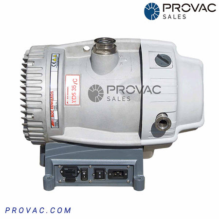 Edwards XDS-35iC Scroll Pump Image 1