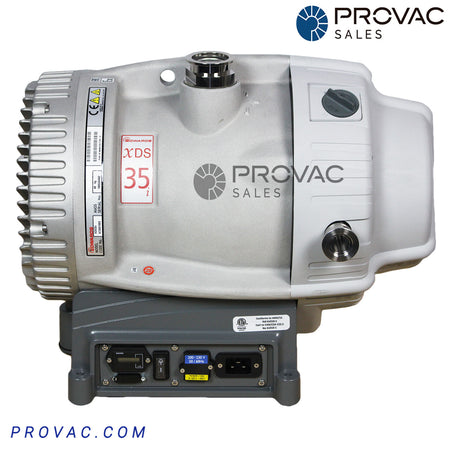 Edwards XDS-35iE NGB Scroll Pump Image 2