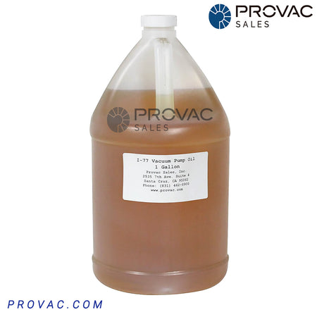 Inland 77 Vacuum Oil, 1 Gallon Image 1
