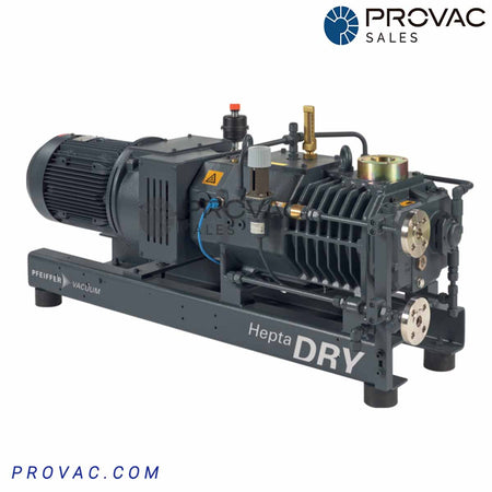 Pfeiffer Hepta 100P Dry Screw Pump Image 1