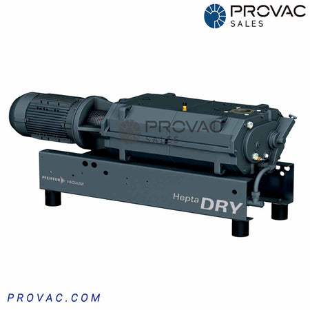 Pfeiffer Hepta 400P Dry Screw Pump Image 1
