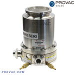 Seiko Seiki STP-H200C Turbo Pump, Factory Rebuilt Small Image 1