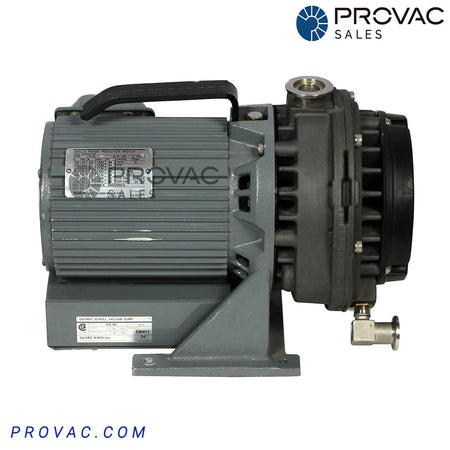 Ulvac DIS-90, Scroll Pump, Rebuilt Image 2