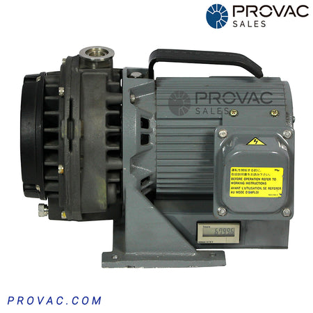 Ulvac DIS-90, Scroll Pump, Rebuilt Image 3