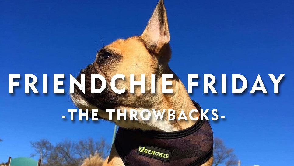 Friendchie Friday - The Throwbacks!