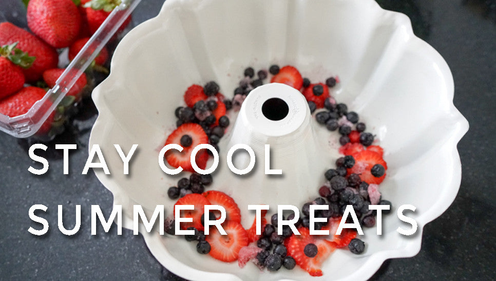 Easy DIY Summer Treats