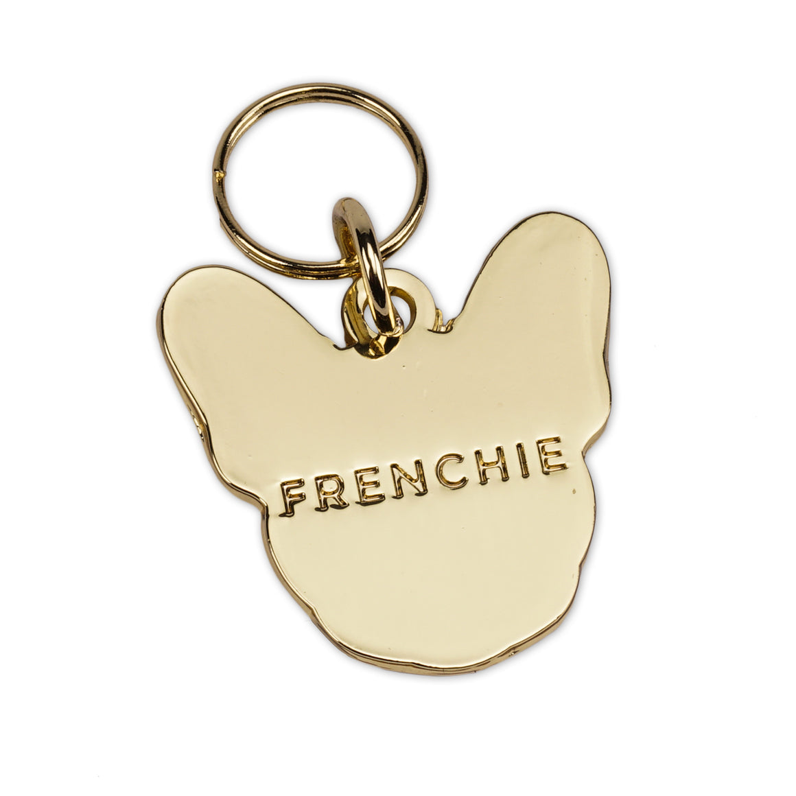 FRENCHIE ID Tag - Frenchie Bulldog - Shop Harnesses for French Bulldogs - Shop French Bulldog Harness - Harnesses for Pugs