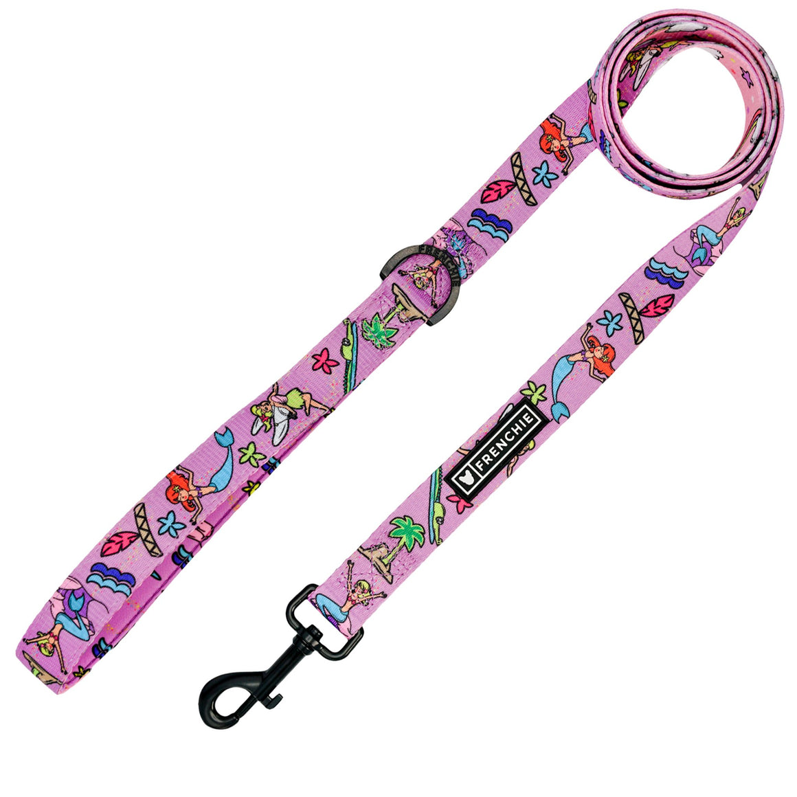 Frenchie Comfort Leash - Mermaid Lagoon