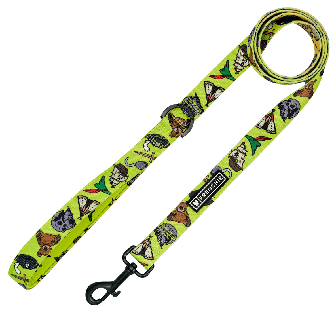 Frenchie Comfort Leash - Pirate's Cove