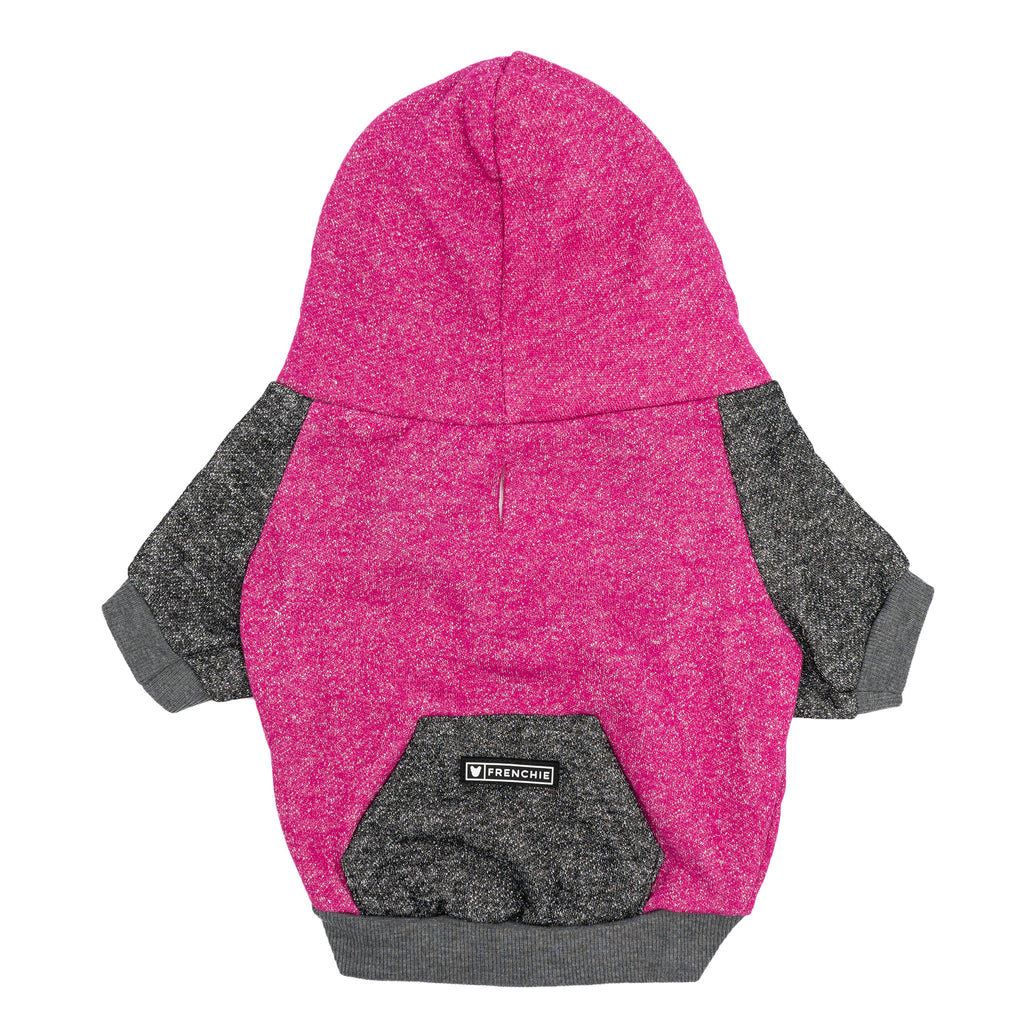 Frenchie Dog Hoodie - Sparkle & Shine