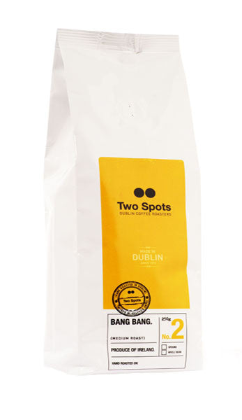 Two Spots Coffee Blend: Bang Bang