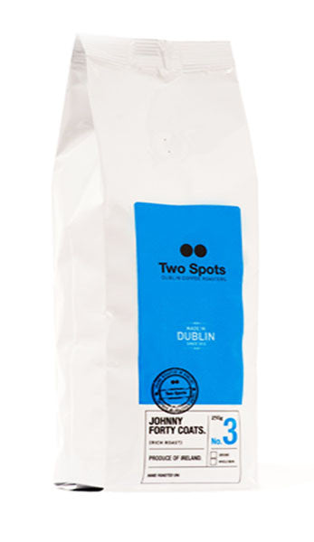 Two Spots Coffee Blend: John ForthyCoats