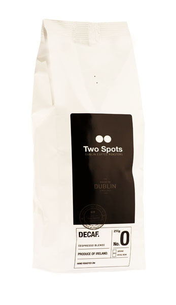 Two Spots Coffee Blend: Decaf