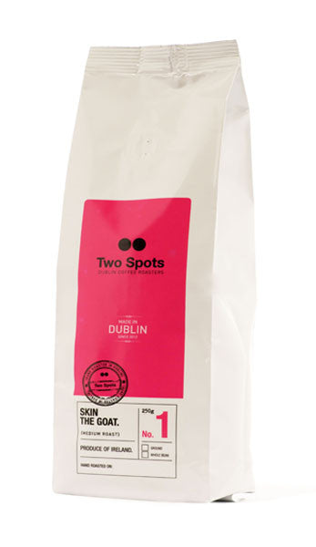 Two Spots Coffee Blend: Skin The Goat