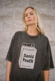 Sonic Youth Oversized T