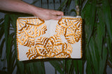 Moroccan Embroidered Pouch