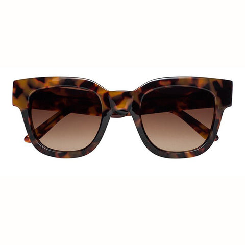 Sun Buddies Type 05 Tortoise Sunglasses / Shop Super Street - 1
