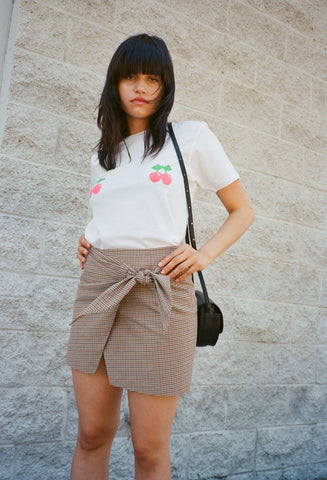 Printed Cherry T-shirt