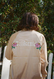 California Satin Jacket