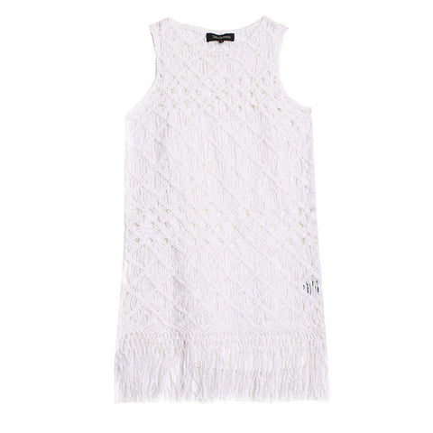 Tabula Rasa Akoto Crochet Dress / Shop Super Street - 1