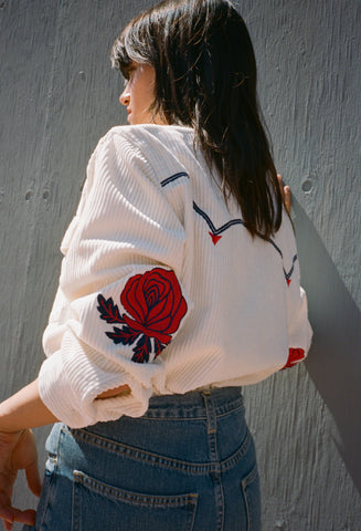 Rodeo Embroidered Jacket