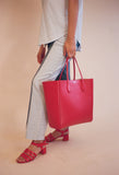 Rochas Red Tote / Shop Super Street - 2