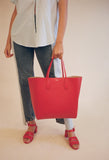 Rochas Red Tote / Shop Super Street - 3