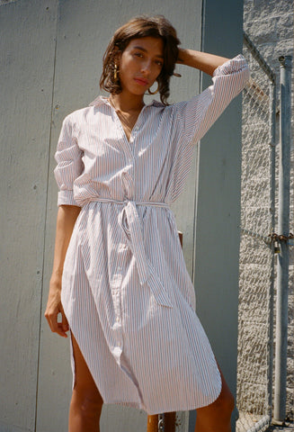 Dex Shirt Dress