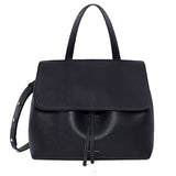 Mansur Gavriel Black Tumble Lady Bag / Shop Super Street - 3