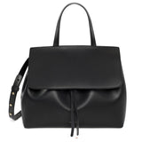 Mansur Gavriel Black/Flamma Lady Bag / Shop Super Street - 3