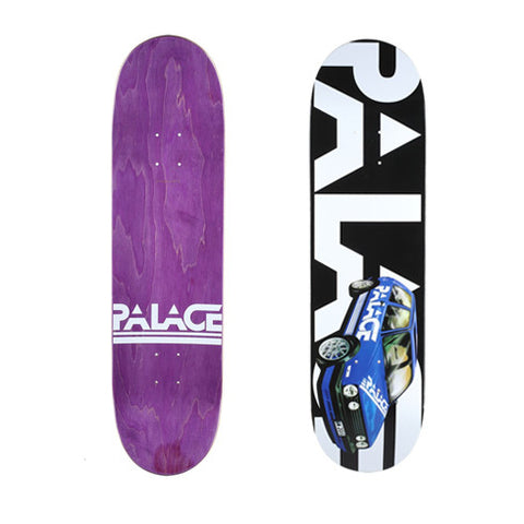 Palace 8.2 GTI Blue Deck / Shop Super Street