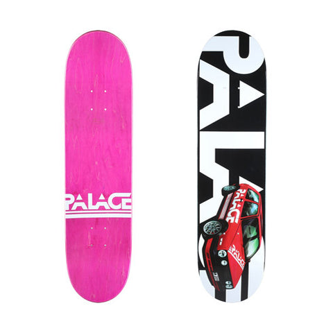 Palace 8.1 GTI Red Deck / Shop Super Street