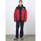 HUF Alpine Red Jacket / Shop Super Street - 2